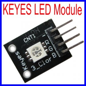 KY-009 3-color full-color LED SMD modules