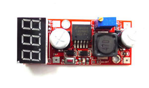 Conversor Dc-dc Dc/dc Step Down Lm2596 com Display