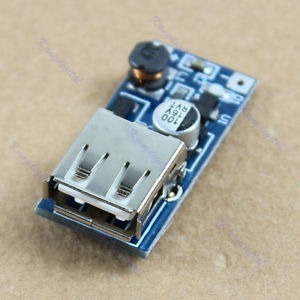 Conversor Step Up Usb 0,9v ~5v