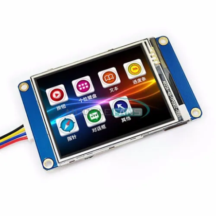 Display Lcd Nextion 2.4