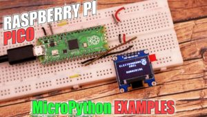 Read more about the article Raspberry PI Pico Examples